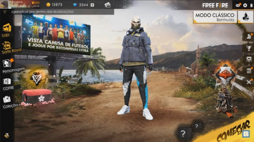 As-skins-mais-raras-do-Free-Fire-calça-angelical