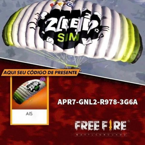 As-skins-mais-raras-do-Free-Fire-paraquedas-ais