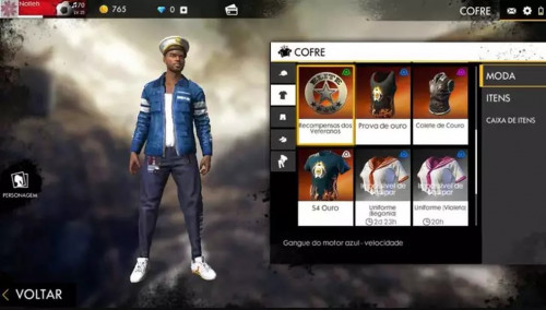 As-skins-mais-raras-do-Free-Fire-jaqueta-veterano